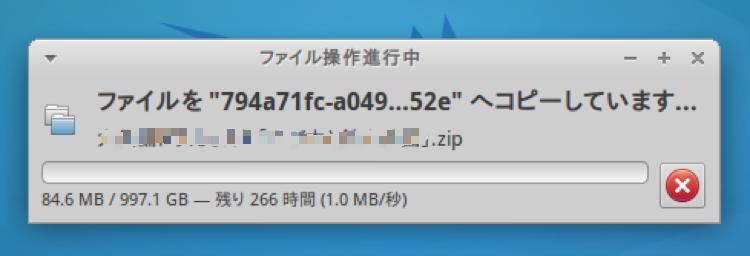 ファイルコピーSS1